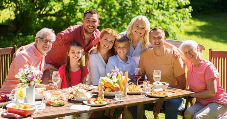 Featured Image | Encontro entre família e amigos