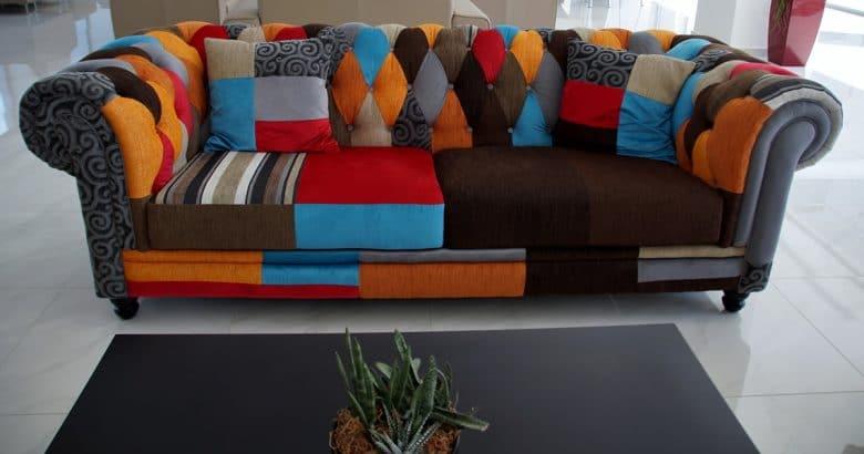 decoração campestre | Sofá, De Cor, Estofados, Conveniente, Sentar-Se