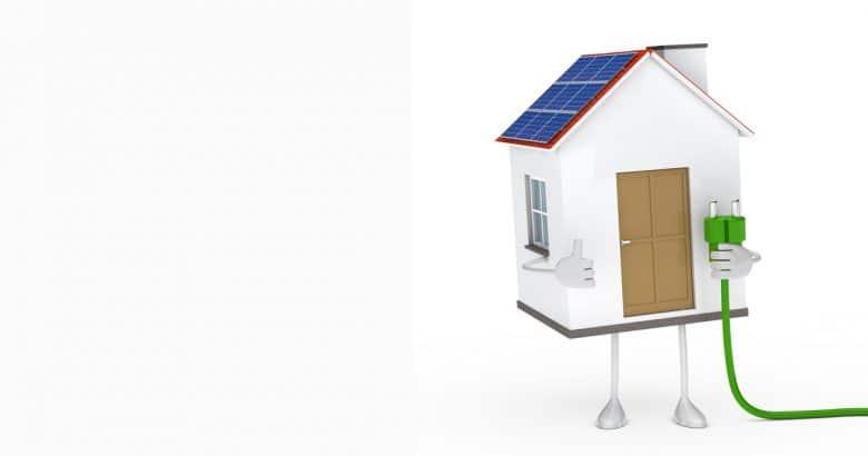 casa sustentável | Casa ecológica com fio verde