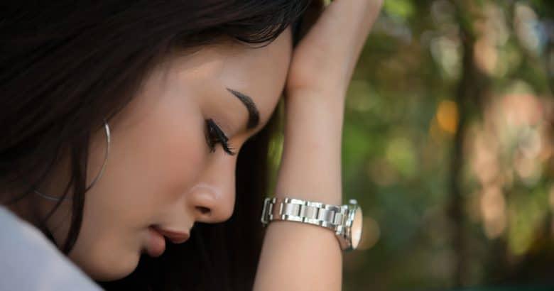 Vencer a Depressão   Dor negativa triste cansada
